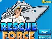 Juego Rescue Force