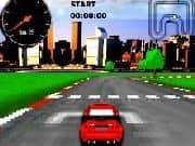 Juego Retro Racer