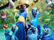 Juego Rio 2 Movie Puzzle