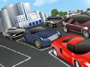 Juego Robo Parking Zone