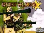 Juego Rocket Soldiers