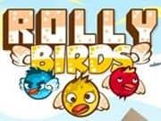 Juego Rolly Birds
