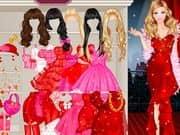 Juego Romantic Barbie