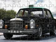 Juego Rompecabezas Mercedes 300 SEL Taxi
