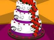 Juego Rose Wedding Cake