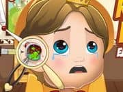 Juego Royal Baby Ear Doctor