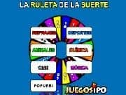 Juego Ruleta de La Suerte en Antena 3
