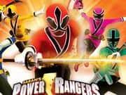 Juego Sabans Power Rangers Samurai