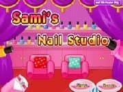 Juego Salon de Uñas de Sami