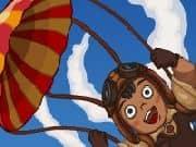 Juego Salto en Paracaidas