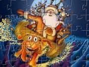 Juego Santa Clause Jigsaw