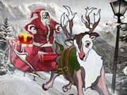 Juego Santa Gifts Delivery