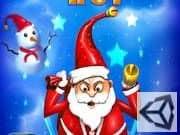 Juego Santa Hop