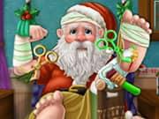Juego Santa en el Hospital