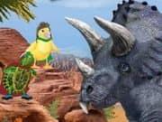Juego Save A Baby Dinosaur
