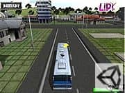 Juego School Bus Parking 3D