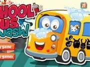 Juego School Bus Wash