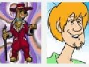 Juego Scooby Doo Memory Challenge