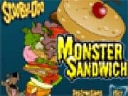 Juego Scooby Doo Monster Sandwich