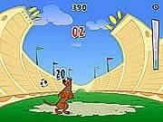 Juego Scooby Doo en el Estadio de Futbol