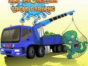 Juego Sea Monster Crane Parking
