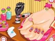 Juego Secret Garden Manicure