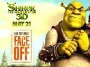 Juego Shrek Face OFF