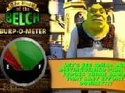 Juego Shrek vs Fiona Competencia de Eructos