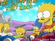 Juego Simpsons 3d Kart