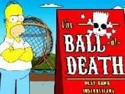 Juego Simpsons en Motocicleta