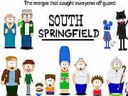 Juego Simpsons en Souht SpringField