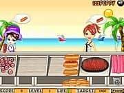 Juego Sirviendo Hot Dogs