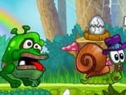 Juego Snail Bob 5 Love Story