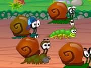 Juego Snail Race