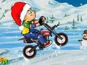 Juego Snow Fall Race
