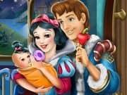 Juego Snow White Baby Feeding