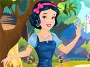 Juego Snow White Fantastic Dressup