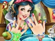 Juego Snow White Nails