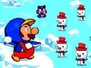 Juego Snowy Mario 3