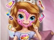 Juego Sofia Real Makeover