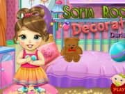 Juego Sofia Room Decorate