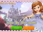 Juego Sofia The First Bubble