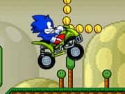 Juego Sonic Atv In Mario Land