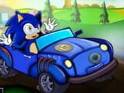 Juego Sonic Car Champ