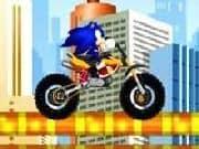 Juego Sonic Loco Motocross