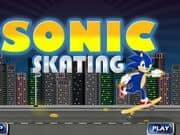 Juego Sonic Skating