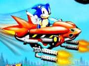 Juego Sonic Sky Impact