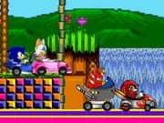 Juego Sonic Stars Race 2