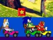 Juego Sonic Stars Race