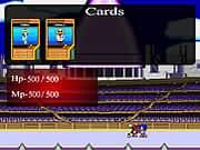Juego Sonic vs Shadow Pelea de Cartas